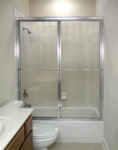 How To Install Shower Door On Tub Shower Doors Bath Remodel Ideas Harkraft