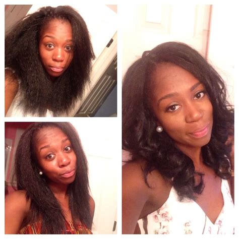 styles with kanekalon hair three different stages of my crochet braids with kanekalon