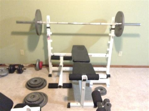keys fitness bench keys fitness st2300 weight bench weights wyoming mn