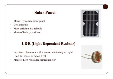 light dependent resistor design ppt on light dependent resistor 28 images ppt edexcel igcse certificate in physics 2 4