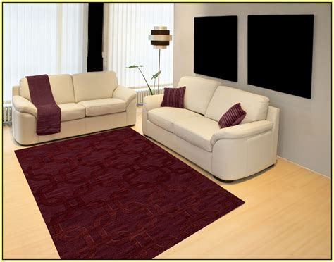 Living Room With Maroon Carpet Burgundy Area Rugs 8 X 10 Living Room With Burgundy Rug