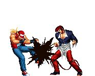 imagenes gif king of fighter the king of fighters iori gif www pixshark com images
