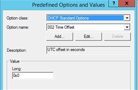 lazyjeff: avaya dhcp settings option 242 server 2012