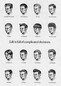 hair cut types for men numbers 1000 images about hair on pinterest rockabilly
