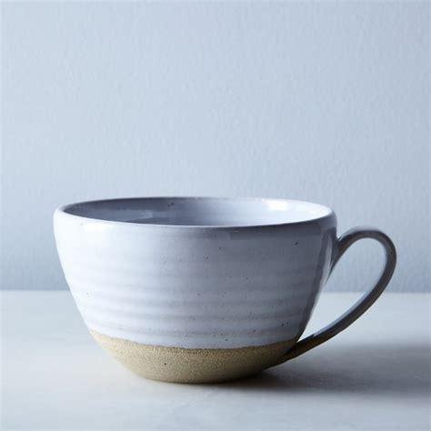 handmade stoneware pantry mug farmhouse pottery