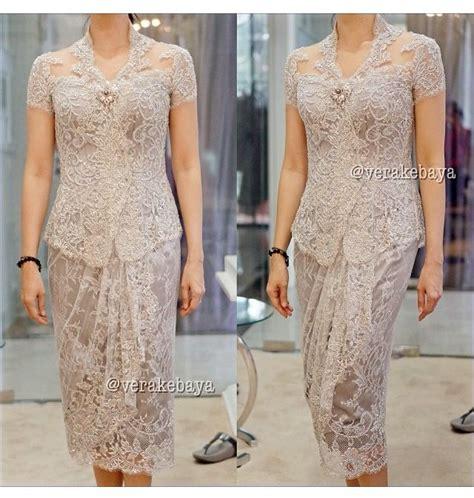 Dress Pesta Dress Pendek from vera kebaya inspiration
