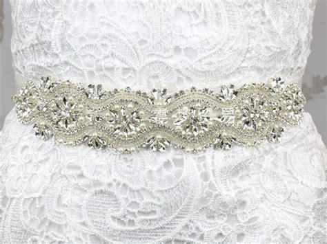 buy wholesale unique wedding dress sashes belts