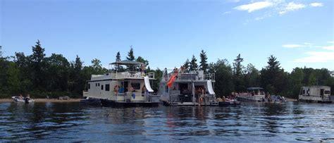kenora houseboats houseboat adventures houseboat rentals on lake of the