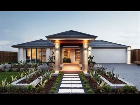 casa con porche fachadas de casas modernas con porche