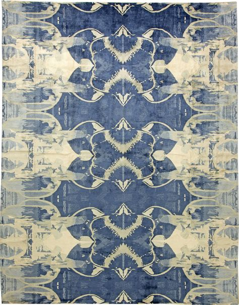 contemporary rugs contemporary blucie designed rug n11283 by doris leslie blau