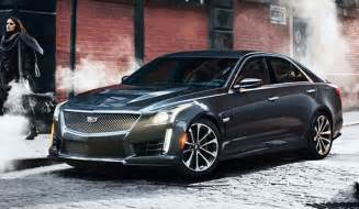 Cadillac Cts V Canada 2017 Cadillac Cts V Sedan Luxury Sport Sedan Cadillac