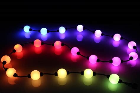 rgb christmas lights rgb lighting string lights and
