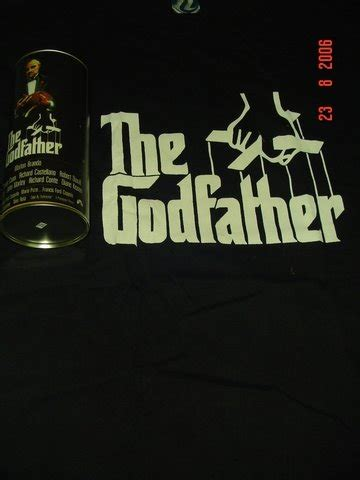 Kaos The Godfather 1 bangkok etc kaos