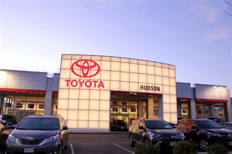 Hudson Toyota New Jersey Hudson Toyota 68 Photos 84 Reviews Garages 599