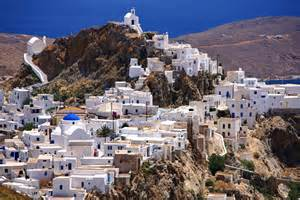 Beach Houses go greece your way touring in the cyclades islands serifos