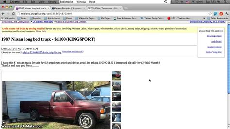 craigslist tn cars trucks by owner craigslist used vans by owner autos post