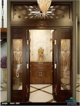 Pooja Room Door Design In Interior Designers 10 Pooja Room Door Designs For Your Home