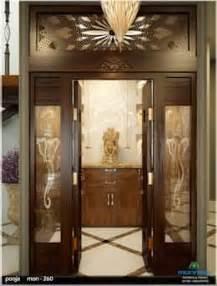 Foyer Designs In India 10 Pooja Room Door Designs For Your Home