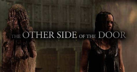 the other the other side of the door trailer slap tv