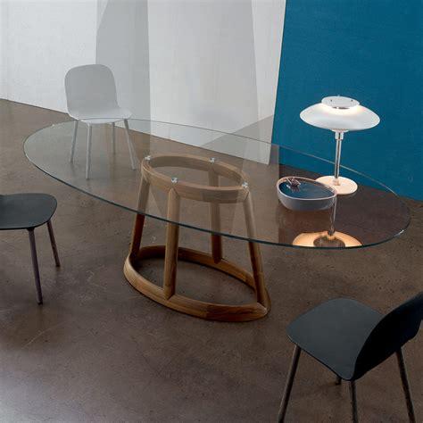 tavolo da pranzo ovale tavolo design ovale