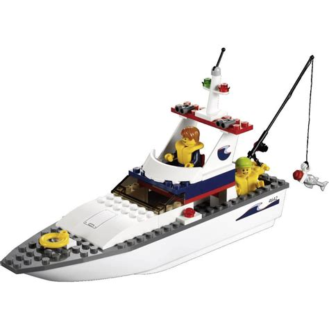 lego city fishing boat lego 174 city 4642 fishing boat from conrad