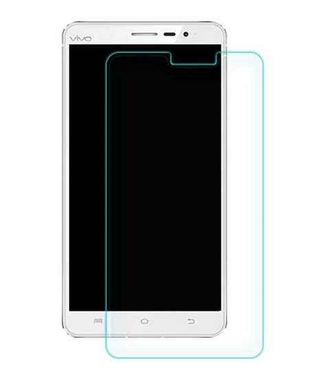 Prime Tempered Glass Screen Guard For Vivo Y22 vivo y22 tempered glass screen guard by prixcracker mobile screen guards at low prices