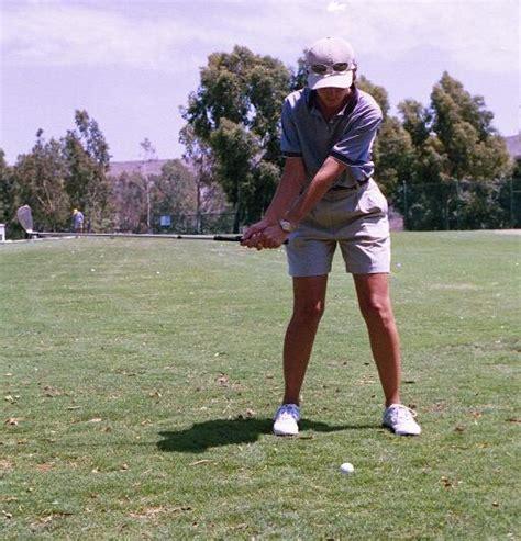 triangle golf swing professional swings