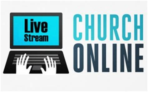 streaming church services live
