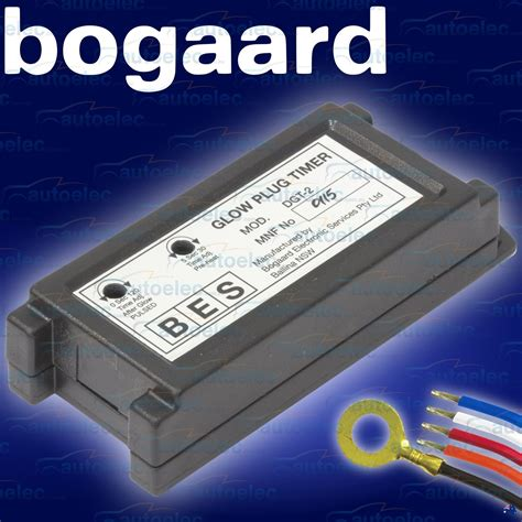 boat glow plug bogaard glow plug timer engine for car 4x4 truck boat 12v