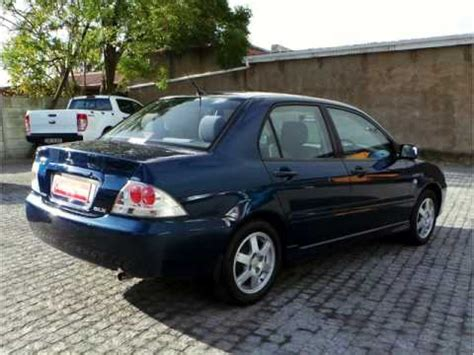 mitsubishi lancer 2006 for sale 2006 mitsubishi lancer 1 6 glx auto for sale on auto