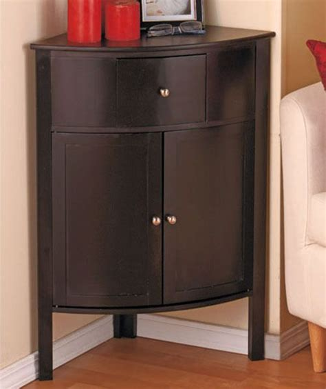 Corner Kitchen Furniture Small Accent Tables Corner Storage And Storage Cabinets On