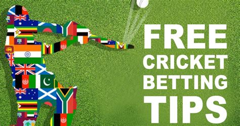cricket free free ipl cricket betting tips