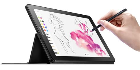 Samsung Tab With S Pen galaxy tab a 2016 with s pen launches in south korea