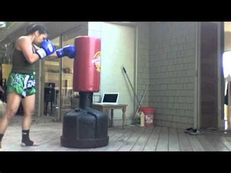 muay thai boxing conditioning at home bas rutten thai
