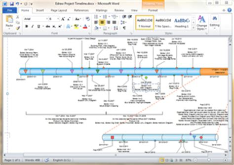 how to make a timeline template microsoft word free timeline templates for word powerpoint pdf