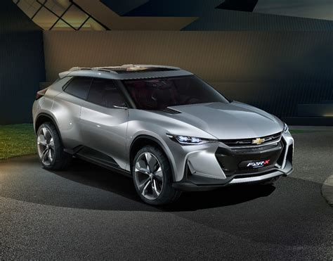 chevrolet fnr x in hybrid suv quot coolest concept in