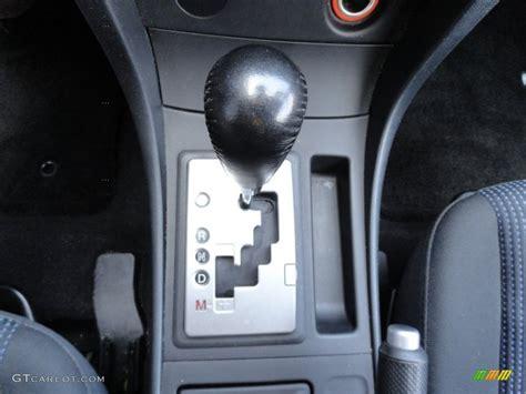 2006 mazda 3 transmission 2006 mazda mazda3 s touring sedan 5 speed sport automatic