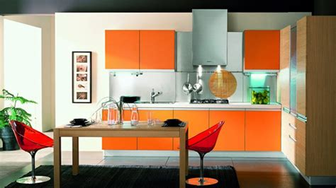 Green Cabinet Kitchen 15 High Gloss Kitchen Designs In Bold Color Choices Home