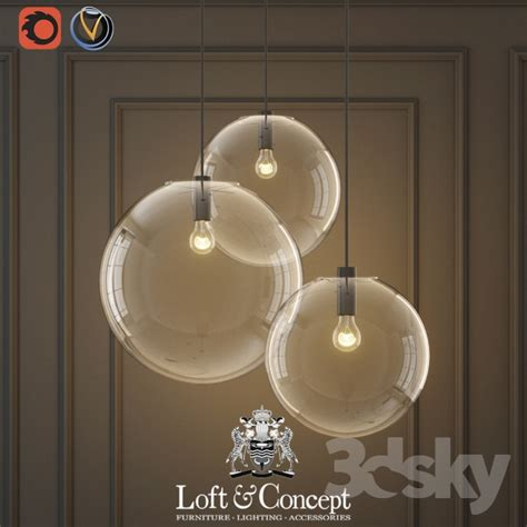 Hanging Balls From Ceiling by 3d Models Ceiling Light Hanging L Glass Ceiling