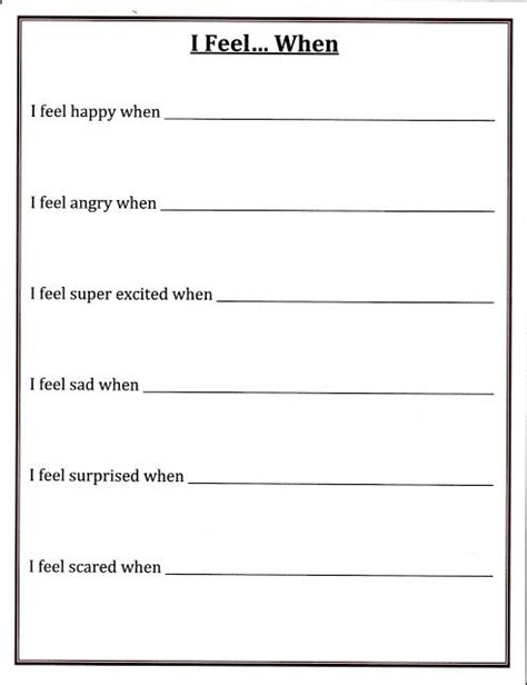 Free Self Esteem Worksheets For Adults by Best 25 Self Esteem Worksheets Ideas On