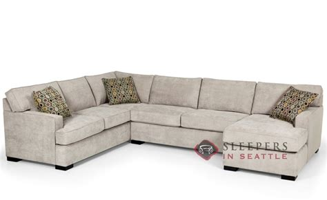 Sectionals Sleepers by Customize And Personalize 146 True Sectional Fabric Sofa