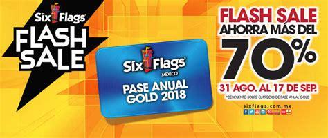 cuponera six flags 2017 pase gold six flags 2017 six flags gold season pass 2017