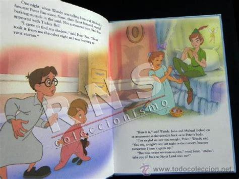 libro peter pan disneys wonderful peter pan de walt disney en ingl 233 s ilustr comprar libros de cuentos en todocoleccion