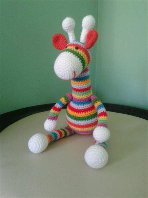 imagenes de jirafas tejidas a crochet las 25 mejores ideas sobre jirafa tejida al crochet en