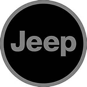 Jeep Logo Decal Qty 1 2 Qty 1 Jeep Black