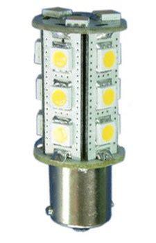 Lu Led 24 Volt 12 volt led bulb 10 30vdc ba15s single bayonet base