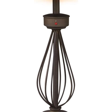 Endless Summer Salem Forge 1200w Electric 37 Inch Tabletop Tabletop Patio Heater Electric