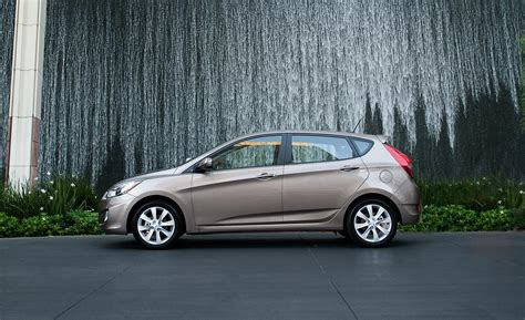 2012 Hyundai Accent Hatchback by Car And Driver