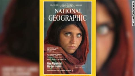 Majalah National Geographic Gila Gula national geographic s afghan denied bail in