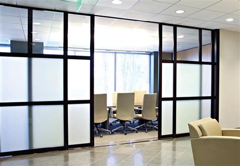 office room dividers glass office dividers conference